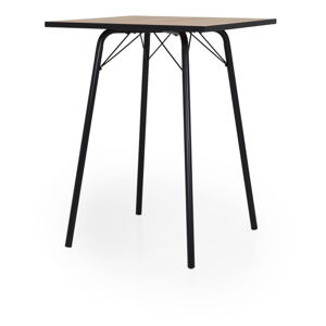 Barový stolek Tenzo Flow, 80x80cm