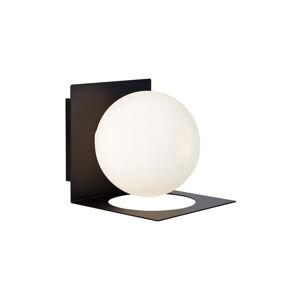 Černé nástěnné svítidlo Markslöjd Zenit