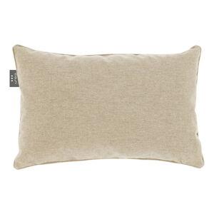 Béžový výhřevný polštář Cosi z látky Sunbrella, 40 x 60 cm