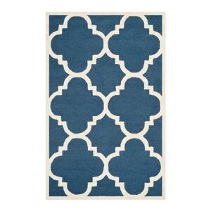 Vlněný koberec Safavieh Clark Rug, 243 x 152 cm