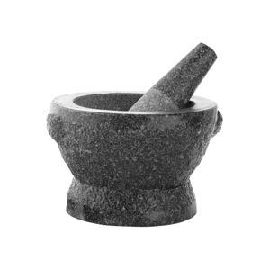 Šedý hmoždíř Premier Housewares Mortar and Pestle
