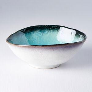 Modrá keramická miska MIJ Sky, ø24 cm