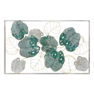 Nástěnná kovová dekorace Mauro Ferretti Bali, 139,5x86cm