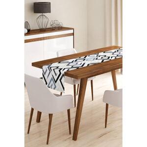 Běhoun na stůl z mikrovlákna Minimalist Cushion Covers Timoty, 45x145cm