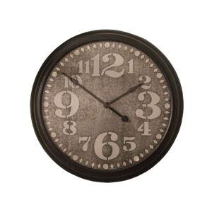 Nástěnné hodiny s pozinkovaným povrchem Antic Line , ø 93 cm