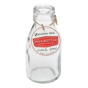 Skleněná lahev Rex London Old Times, 200 ml