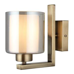 Nástěnné svítidlo ve zlaté barvě Homemania Decor Voda