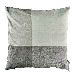 Šedý bavlněný polštář Södahl Oliver, 50 x 50 cm