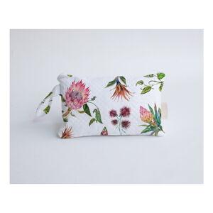 Kosmetická taštička s příměsí bavlny Madre Selva Flores Salvajes