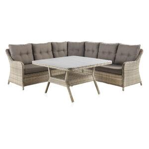 Set zahradního nábytku se stolem Geese Alessia
