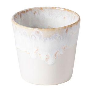 Bílo-béžový kameninový šálek na espresso Costa Nova, 200 ml