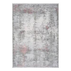 Šedý koberec Universal Riad Silver, 160 x 230 cm