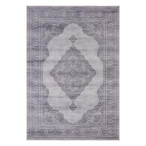 Světle šedý koberec Nouristan Carme, 160 x 230 cm