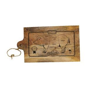 Krájecí prkénko Antic Line Cochon