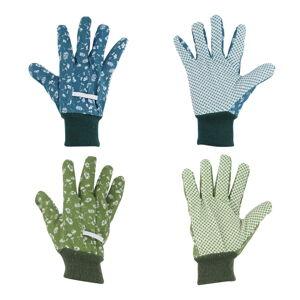 Sada 2párů zahradních dámských pracovních rukavic Esschert Design