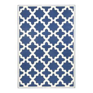 Modrý koberec Zala LivingNoble, 70x140cm