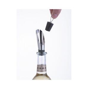 Nerezová nálevka na víno Kitchen Craft Bar Craft
