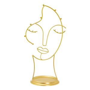Stojan na šperky ve zlaté barvě Sass & Belle Maya