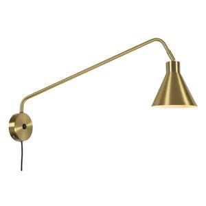 Nástěnné svítidlo ve zlaté barvě Citylights Lyon