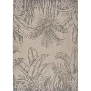 Šedý venkovní koberec Universal Tokio Silver, 135 x 190 cm