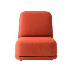 Oranžové křeslo Softline Standby High