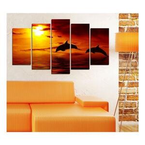 Vícedílný obraz 3D Art Letento, 102x60cm