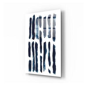 Skleněný obraz Insigne Lines,46 x72cm