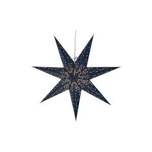 Modrá svítící hvězda Star Trading Paperstar Galaxy, 60cm