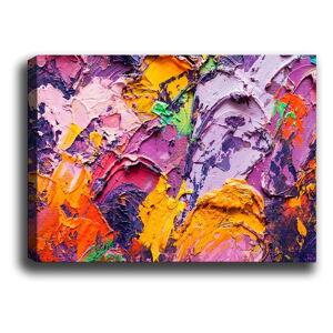 Obraz Tablo Center Strokes, 140 x 100 cm