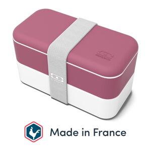 Fialový svačinový box Monbento Original