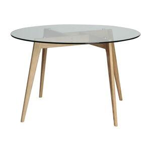 Kulatý jídelní stůl Marckeric Janis, ⌀ 120 cm