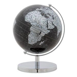 Černý dekorativní globus Mauro Ferretti
