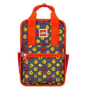 Červený dětský batůžek LEGO® Tribini
