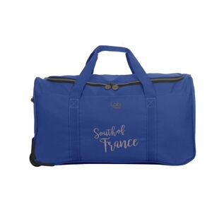 Modrá cestovní taška LPB Mila, 91l